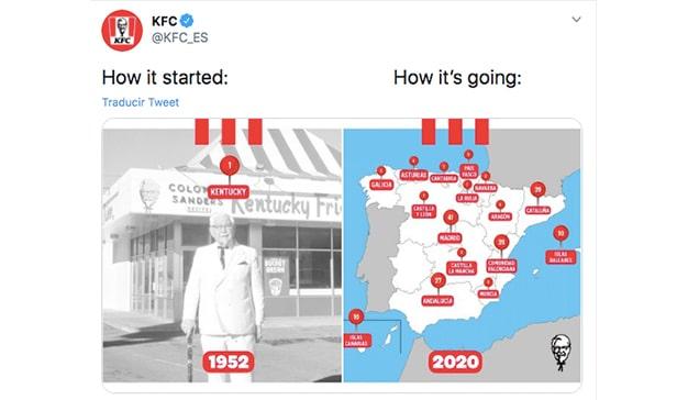 KFC extremadura