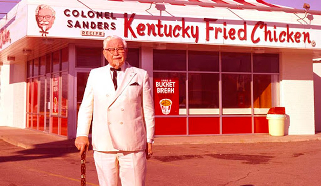 KFC community manager