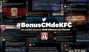 El Community Manager de KFC consigue un plus 5.000 euros al alcanzar 200.000 seguidores en Twitter