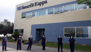 Smurfit Kappa ya ha empleado a seis de las mujeres asistentes al curso de operadoras de fábrica de Eulen Flexiplán y Cruz Roja