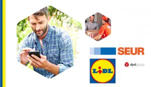 Lidl y SEUR optimizan el proceso de compra online con herramientas que aumentan la transparencia