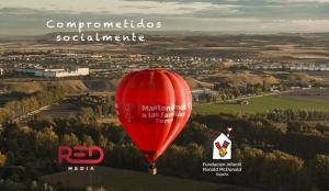 Red Media colabora con la fundación infantil Ronald McDonald