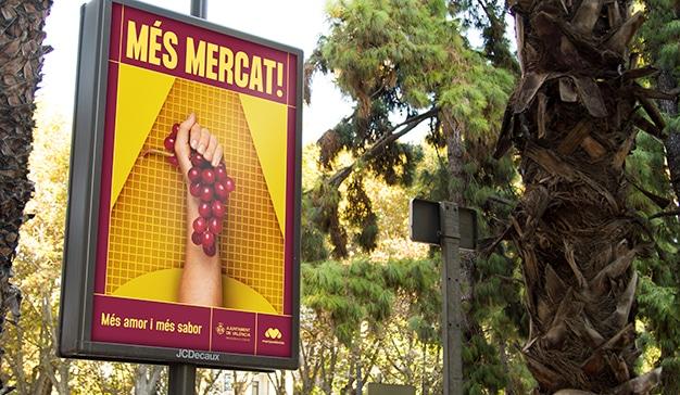 Gráfico exterior Més Mercat