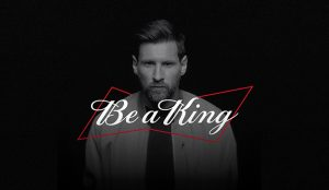 Budweiser homenajea a Messi con una edición especial en su temporada más crucial