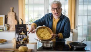 Patatas Meléndez renueva su imagen de marca y ficha a Leo Harlem para su nuevo spot