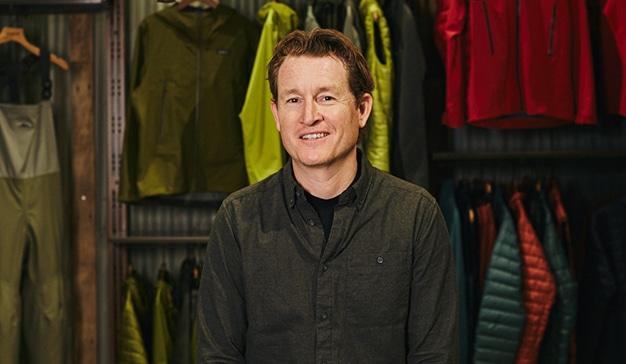Ryan Gellert, nuevo CEO de Patagonia