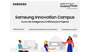 Samsung apuesta por el talento femenino con sus nuevos cursos de Inteligencia Artificial