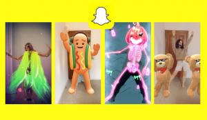 Snapchat lanza disfraces de realidad aumentada para este Halloween