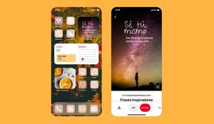 Pinterest lanza un widget para iOS
