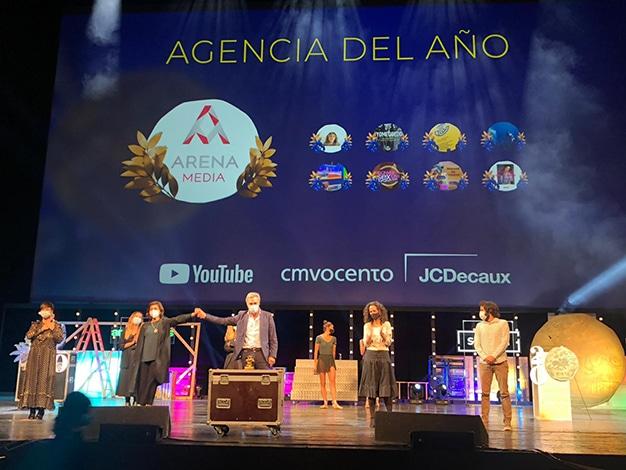 Agencia del Año Premios Eficacia