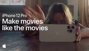 Apple lanza un anuncio para demostrar que su iPhone 12 Pro es capaz de hacer auténticas películas