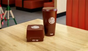 Burger King envasa su suculento Whopper en un nuevo packaging reutilizable