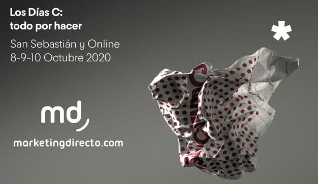 MarketingDirecto.com lidera en Twitter los dos primeros días del #cdec2020 con más de 6,6 millones de impactos potenciales