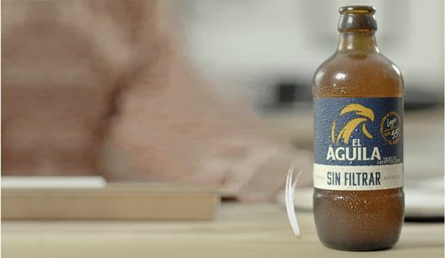 Nueva campaña cervezas El Águila