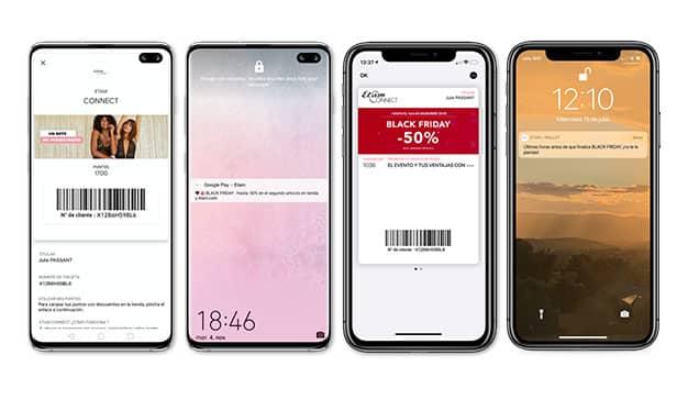 Etam ofrece un nuevo dispositivo a sus clientes con los mobile wallets.jpg