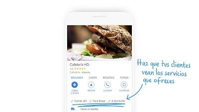 posicionar negocio en google sector hostelero