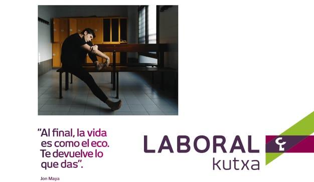 Laboral Kutxa lanza una nueva campaña basada en el concepto de cooperación