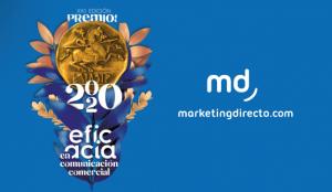 MarketingDirecto.com logra la corona de Twitter en #Eficacia2020 con más de 10 millones de impactos potenciales