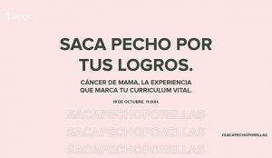 La AECC y gyro: Madrid hablan sin reparos del cáncer de mama