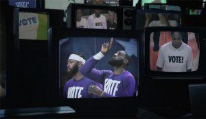 Nike urge a practicar el noble deporte de votar en un spot donde vuelve a