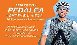 La Fundación Freno al Ictus y la Fundación Alberto Contador impulsan Pedalea contra el ictus