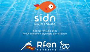SIDN Digital Thinking surca los mares del marketing digital y se convierte en nuevo Sponsor Platino del deporte acuático español