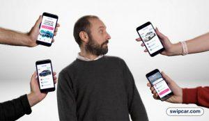 Swipcar: la startup de renting da el paso a la televisión