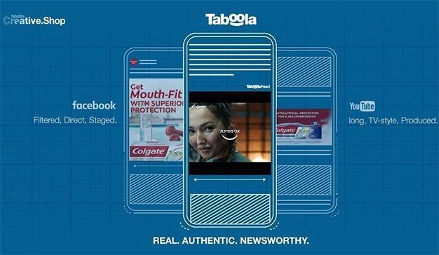 taboola creative shop