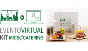 Celebra tu evento Virtual con MICE Catering