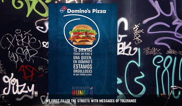 Good Rebels y Domino's Pizza premiados en los Lovie Awards por sus campañas #DiversityHunger y «Más que vecinos»
