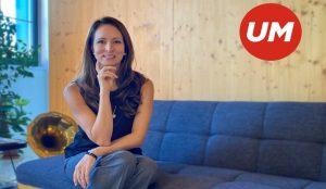 Andrea Cajiao deja Dentsu para ser la nueva Head of Clients & Transformation de UM