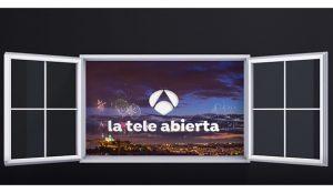 'La Tele Abierta': Publicis España firma la nueva campaña de posicionamiento de Antena 3