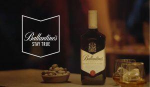 La nueva campaña de Ballantine's cuenta con la colaboración de Nawja Nimri, DJ Florentino y Alba Paul Ferrer