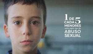 Ogilvy Barcelona crea la campaña de la Fundación Vicki Bernadet para visualizar que 1 de cada 5 menores es víctima de abuso sexual