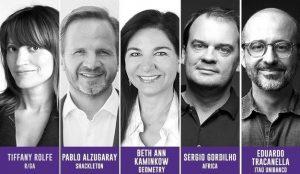 Rolfe, Alzugaray, Kaminkow, Gordilho y Tracanella se suman a El Ojo 2020