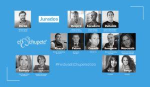 El Chupete 2020 presenta su jurado más solidario