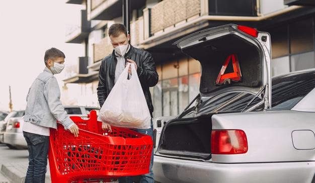 Tipos de hogares según sus perspectivas de consumo y control del gasto