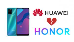 Huawei vende su filial Honor a un conglomerado chino