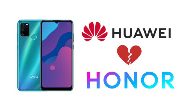 Huawei vende su filial Honor para que sobreviva al veto de EEUU