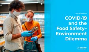 El Covid-19 plantea a los consumidores un nuevo dilema entre seguridad alimentaria y medio ambiente, según Tetra Pak
