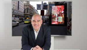 Jordi Sáez, actual CEO de Clear Channel España, asumirá también la dirección del sur de Europa