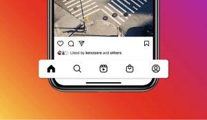 Instagram actualiza su interfaz para dar más relevancia a Reels y Shopping