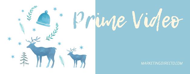 Prime Video diciembre 2020
