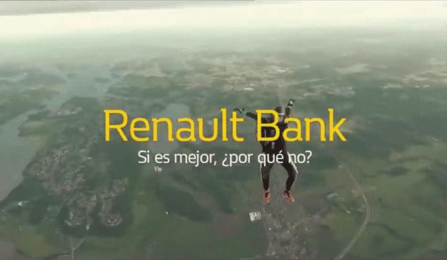 Nueva campaña de Renault Bank