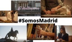 #SomosMadrid : La campaña de la pastelería La Mallorquina para apoyar a los comercios madrileños
