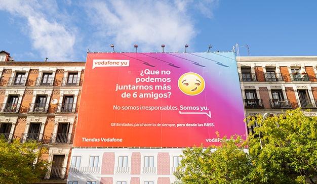 Vodafone Pandemia