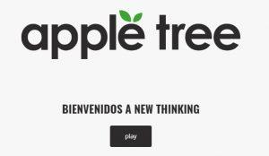 La nueva identidad corporativa de APPLE TREE se inspira en la teoría de la gravedad de Newton