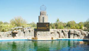 FAUNIA, un escenario de película