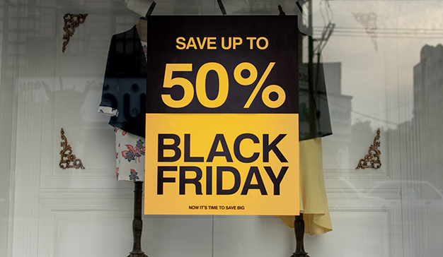 black friday pandemia