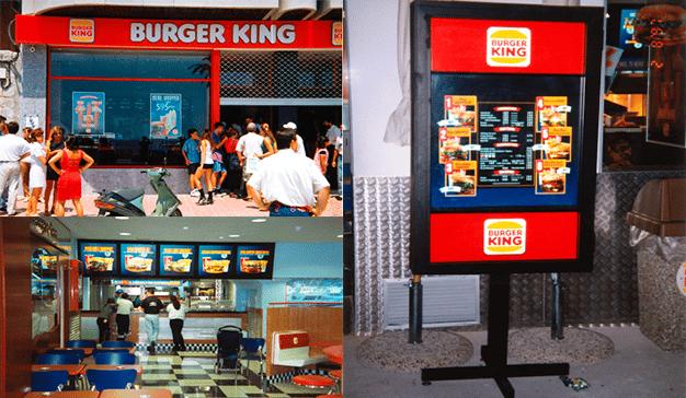 burger king cumpleaños